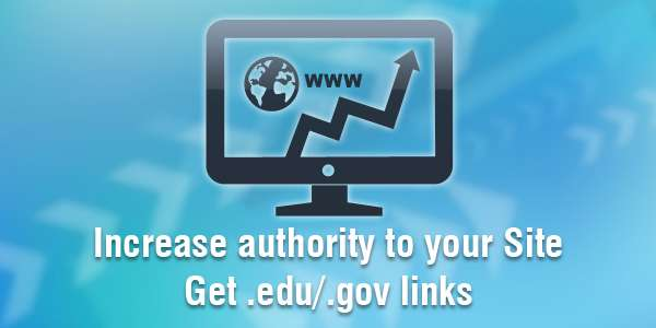 .Gov Links and .edu links