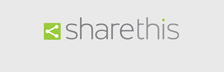 ShareThis - Free Sharing Buttons and Tools plugin